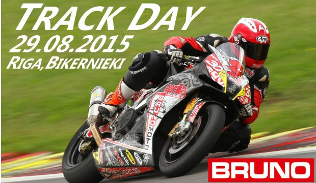 Track day 29.08.2015